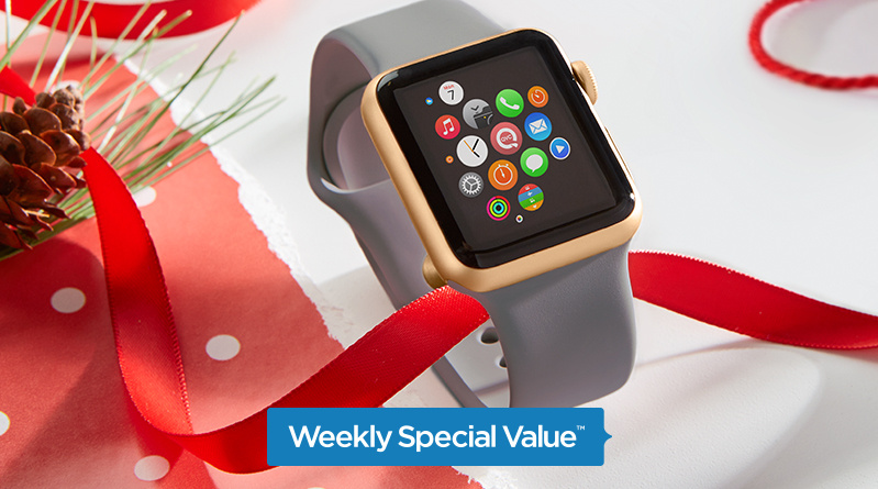 Weekly Special Value™ — Apple Watch® Device — Get this online-only buy at a low price while it lasts