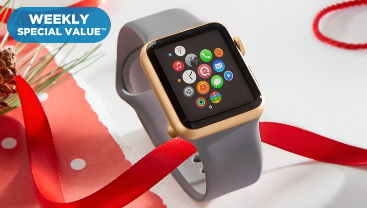 Weekly Special Value™ — Apple Watch® Device — Get this online-only buy at a low price