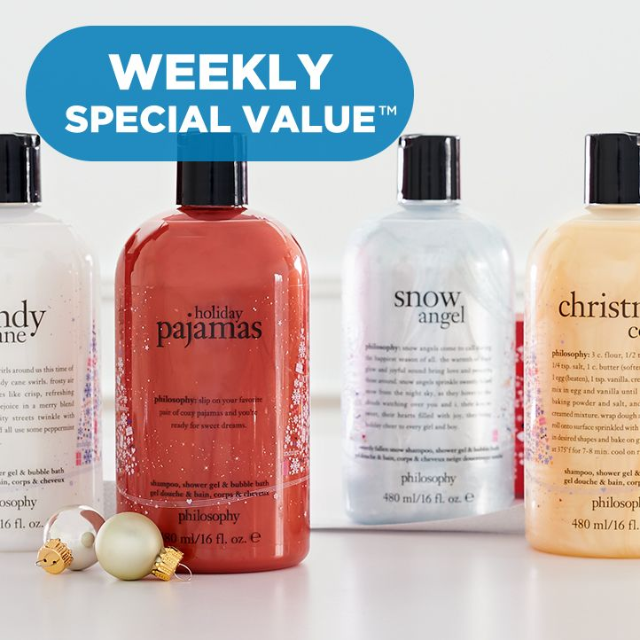 Weekly Special Value™ — philosophy Holiday Set