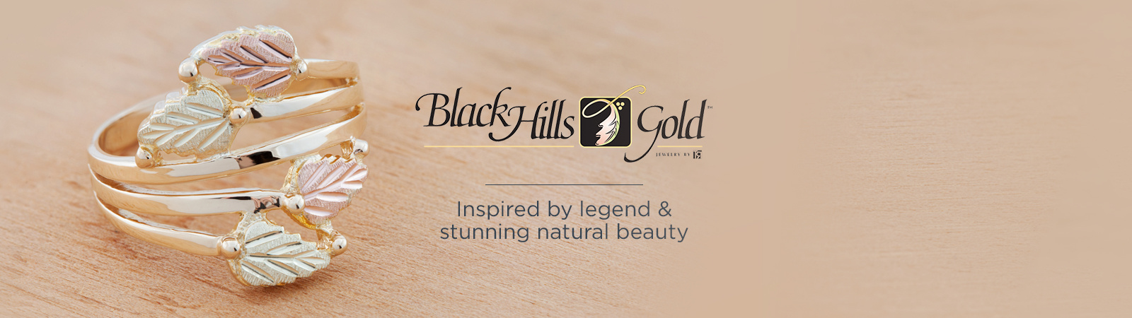 Black Hills Gold — Inspired by legend & stunning natural beauty