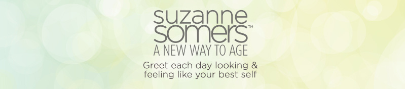 A new way to age. Greet each day looking & feeling like your best self