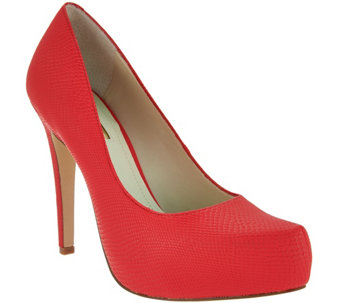 BCBGeneration Platform Pumps - Parade - S8402