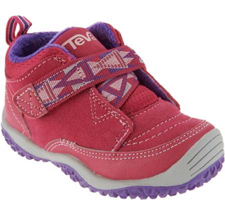 Teva Childrens Natoma Velcro Sneakers