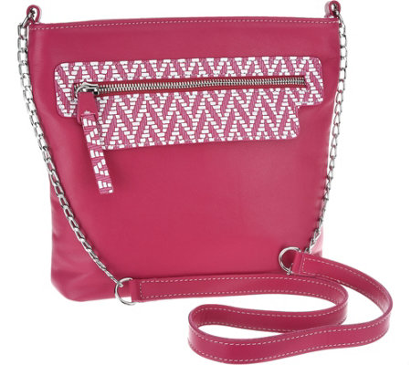 San Antonio Shoemaker Giselle Chain Crossbody Bag