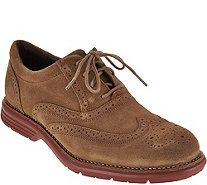 Rockport Total Motion Men's Fusion Wing Tip Oxfords - S8814