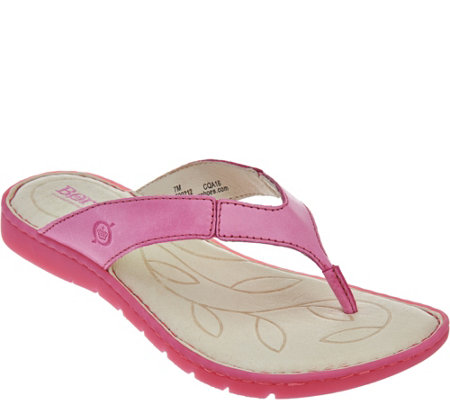 Born Classic Sandals with Athletic Sole - Amelie