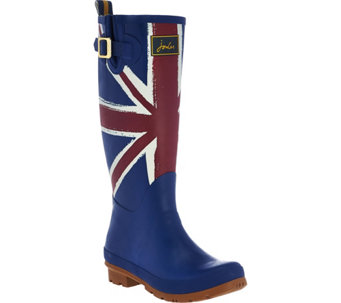 Joules Wellyprint Rain Boots - S8341