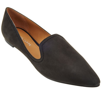 Franco Sarto Pointed Toe Slip On Flats - Simona - S8543