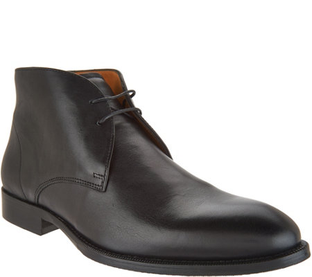 Vince Camuto Branx Men's Two Eye Chukka Boots