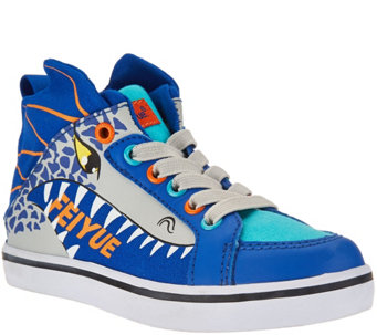 Feiyue Kids Novelty Sneakers Delta Mid Animal - S8554