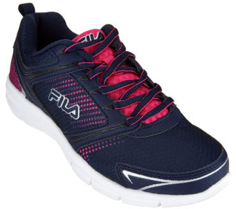 Fila Memory Foam Running Sneakers - Windstar 2 - S8455