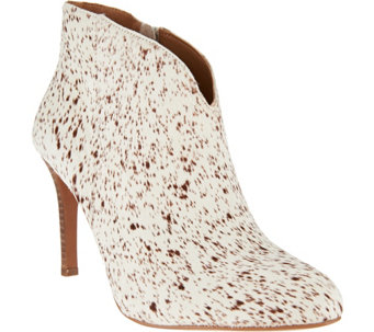 Lucky Brand High Heel Booties - Sarla - S8466