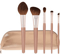 BareMinerals Plushest Touch 5-pc Brush Collection - S8668
