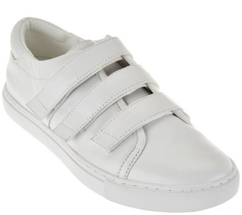 Kenneth Cole New York Sporty Leather Sneakers- Kingvel - S8569
