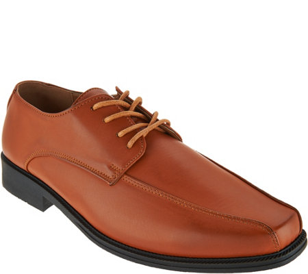 Deer Stags Mens Lawrence Lace Up Oxfords