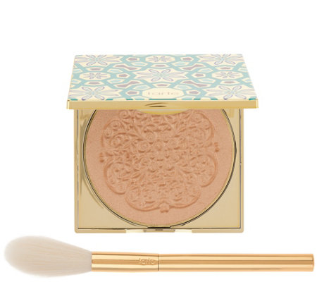 tarte Goddess Glow Special Edition Highlighter with Brush