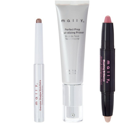 Mally Carefree Color 3-Piece Kit
