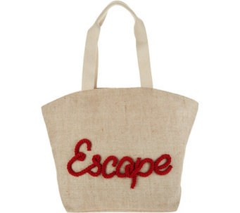 Envy Word Play Tote - S8784
