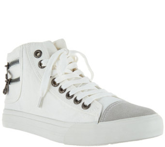 Blowfish Canvas High Top Sneakers - Madrid - S8485