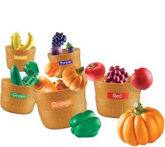Farmer's Market Color Sorting Set by Learning Resources - T127301
