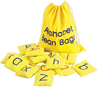 Educational Insights Alphabet Bean Bags - T127601