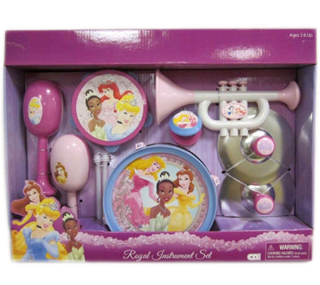 Disney Princess Royal Drum Set