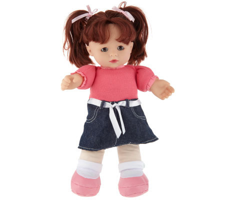 "Play & Sing With Me Interactive ""Ring Around the Rosie"" Doll"