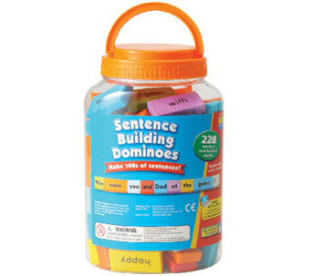 Sentence Building Dominoes by Educational Insights - T123104