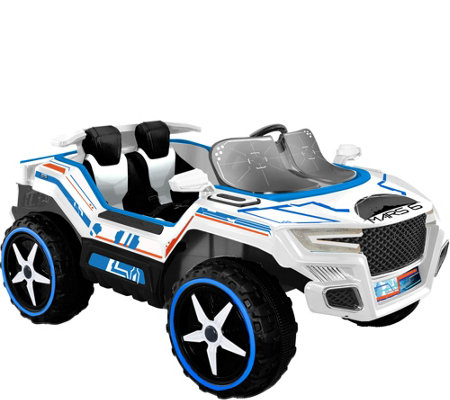 Kid Motorz Dune Runner Two-Seater Space Adventure