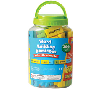 Word Building Dominoes by Educational Insights - T123106