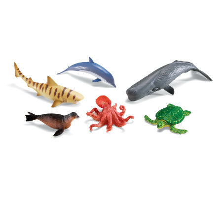 Jumbo Animals-Ocean Animals by Learning Resources