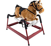 Happy Trails Spring Rocking Horse withSounds - T128307