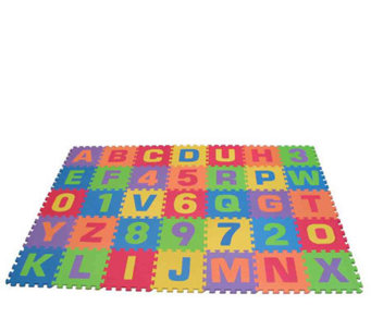 EduTile Letters & Numbers - T123809