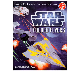 Star Wars Folded Flyers - T127509