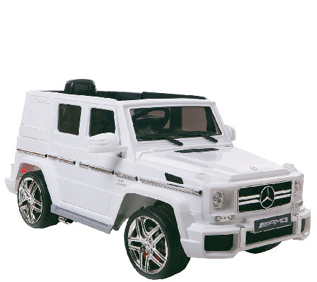 12V Mercedes Benz G63 AMG One Seater