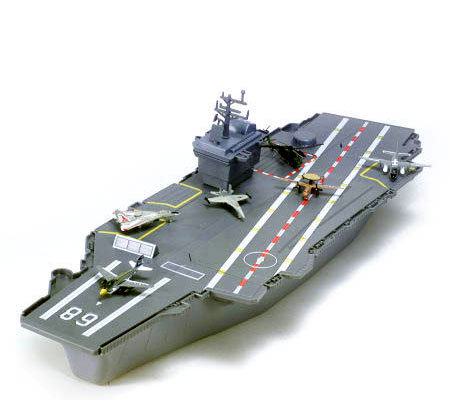 Independence_- U.S. Aircraft Carrier Toy — QVC.com