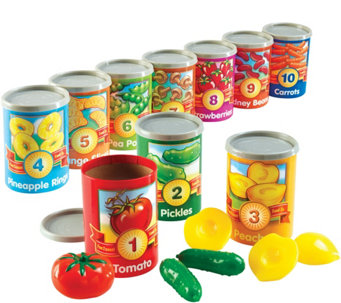 1 to 10 Counting Cans by Learning Resources - T123713