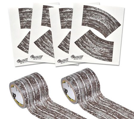 PlayTape Reusable Mud Madness Dirt Road and Curves Set