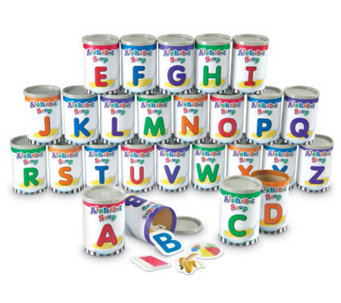 Alphabet Soup Sorters by Learning Resources - T123715