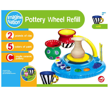 Pottery Wheel Refill
