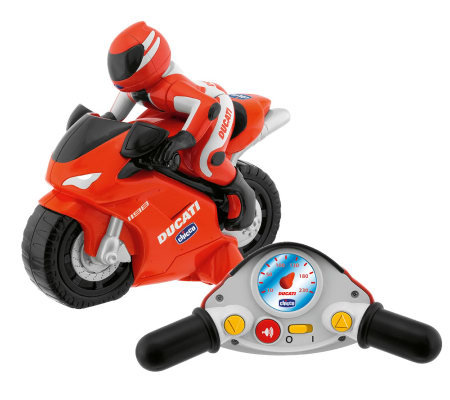 chicco ducati 1198 rc motorcycle — qvc