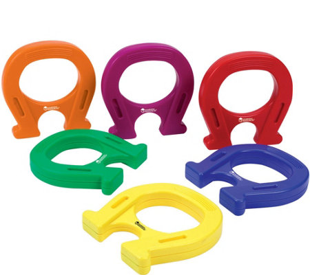 Set of 6 Horseshoe-Shaped Magnets by Learning Resources
