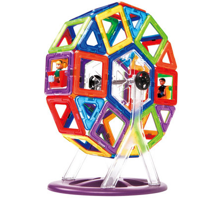 Magformers 46-Piece Carnival Set