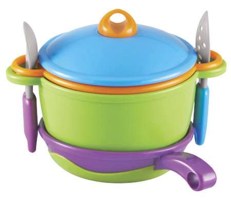Learning Resources New Sprouts Cook It! Set of6