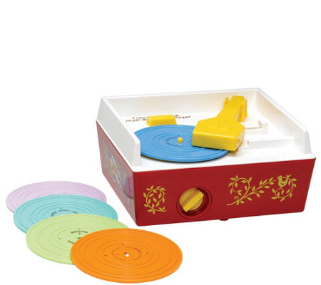 Fisher-Price Classics Record Player