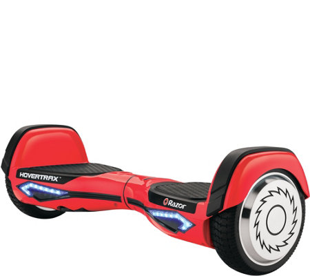 Razor Hovertrax 2.0 Red Self-Balancing Smart Scooter