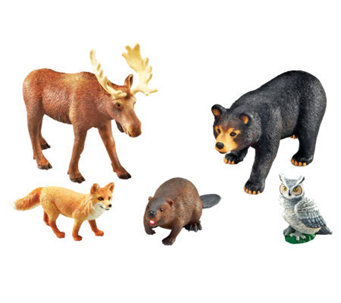 Jumbo Forest Animals  by Learning Resources - T123122
