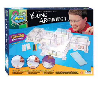 Scientific Explorer Young Architect Building Set - T124324