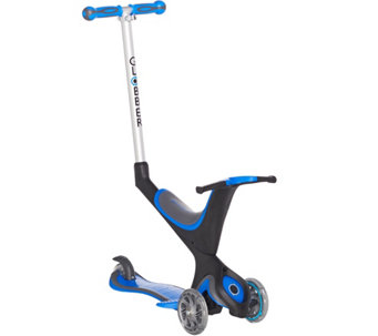 Globber 3 Wheel 5-in-1 Scooter & Ride-On - T34324