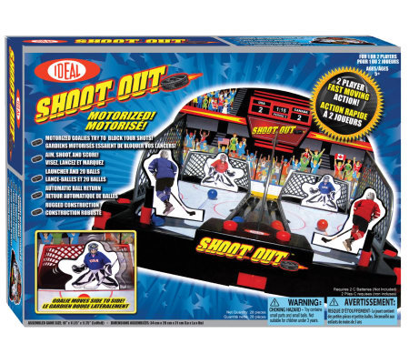 Motorized Shoot Out Hockey